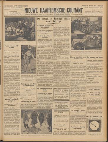 Nieuwe Haarlemsche Courant 1937-02-22