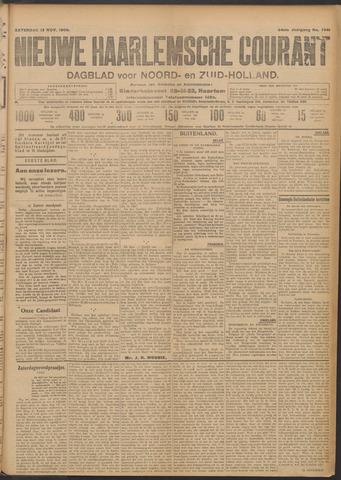 Nieuwe Haarlemsche Courant 1909-11-13