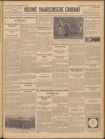 Nieuwe Haarlemsche Courant 1935-11-23
