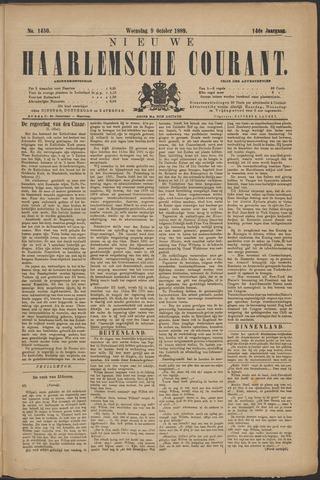 Nieuwe Haarlemsche Courant 1889-10-09