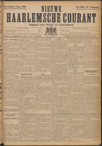 Nieuwe Haarlemsche Courant 1906-08-08
