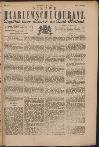 Nieuwe Haarlemsche Courant 1901-05-09