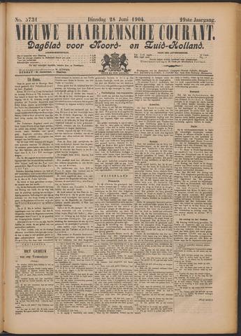 Nieuwe Haarlemsche Courant 1904-06-28