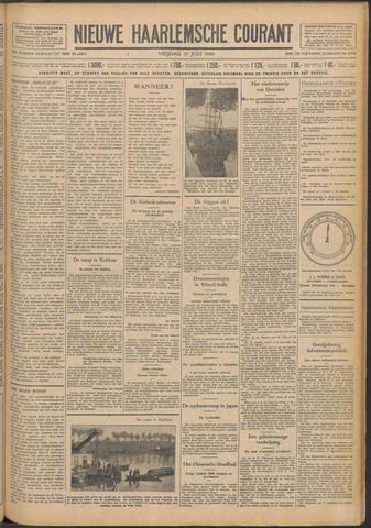 Nieuwe Haarlemsche Courant 1930-07-25