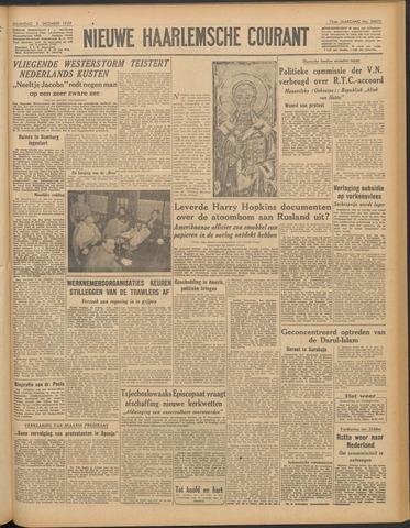 Nieuwe Haarlemsche Courant 1949-12-05