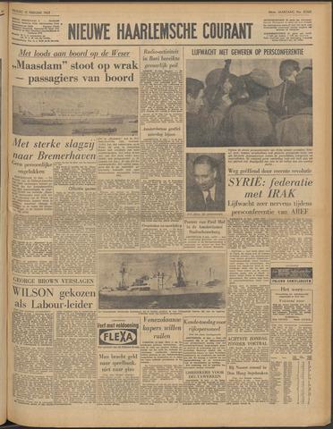 Nieuwe Haarlemsche Courant 1963-02-15