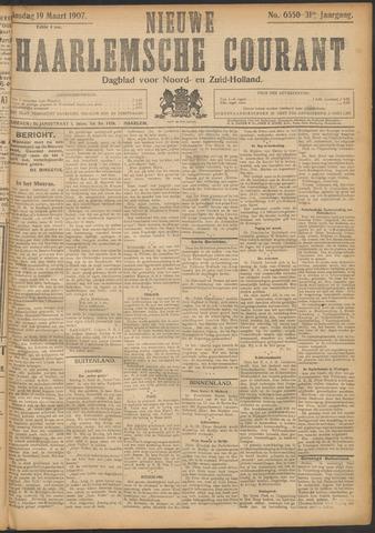Nieuwe Haarlemsche Courant 1907-03-19
