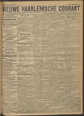 Nieuwe Haarlemsche Courant 1918-10-17