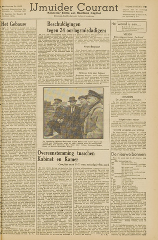 IJmuider Courant 1945-10-19