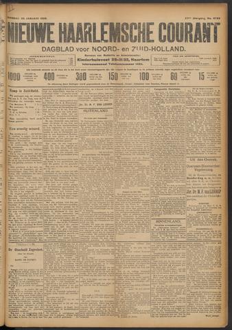 Nieuwe Haarlemsche Courant 1909-01-26