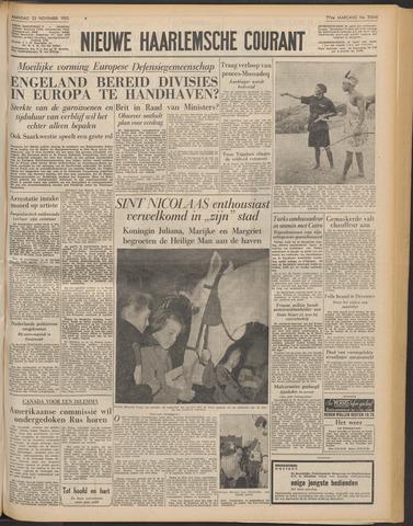 Nieuwe Haarlemsche Courant 1953-11-23