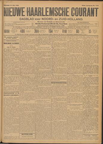 Nieuwe Haarlemsche Courant 1910-07-15