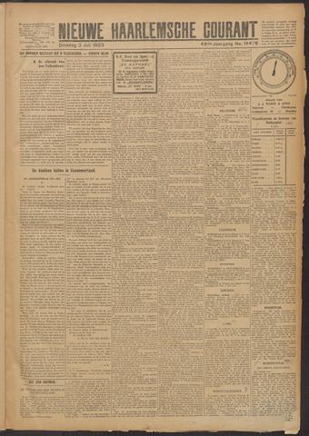 Nieuwe Haarlemsche Courant 1923-07-03