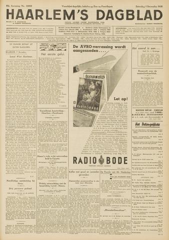 Haarlem's Dagblad 1935-12-07