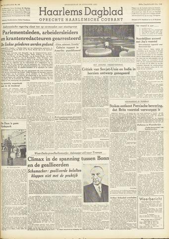 Haarlem's Dagblad 1951-08-16