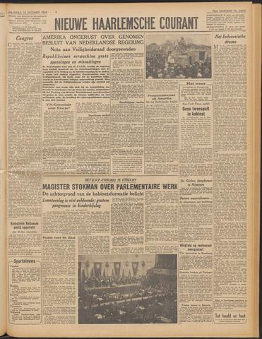 Nieuwe Haarlemsche Courant 1948-12-13