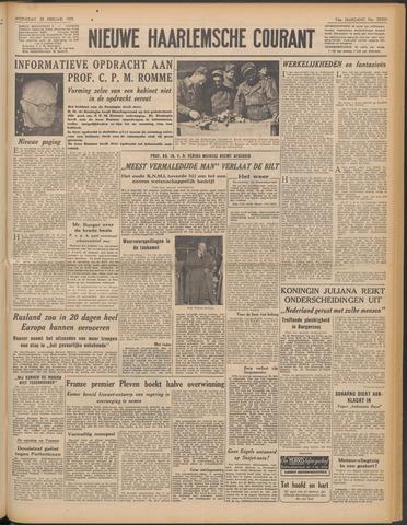 Nieuwe Haarlemsche Courant 1951-02-28
