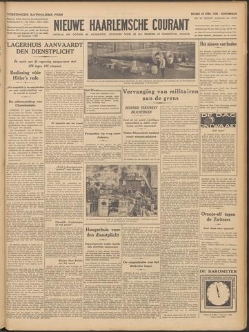 Nieuwe Haarlemsche Courant 1939-04-28