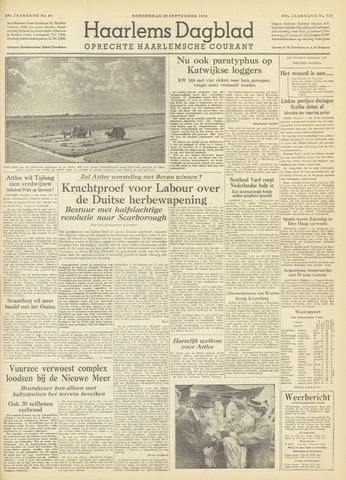 Haarlem's Dagblad 1954-09-23