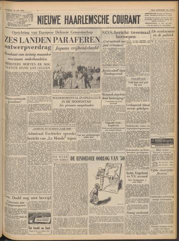 Nieuwe Haarlemsche Courant 1952-05-10