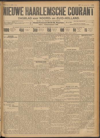 Nieuwe Haarlemsche Courant 1908-06-09