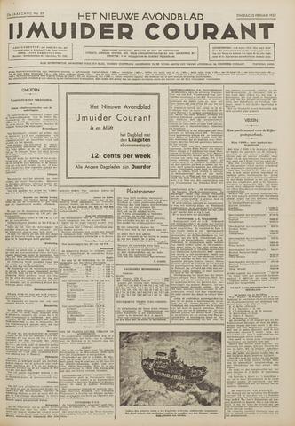 IJmuider Courant 1938-02-15