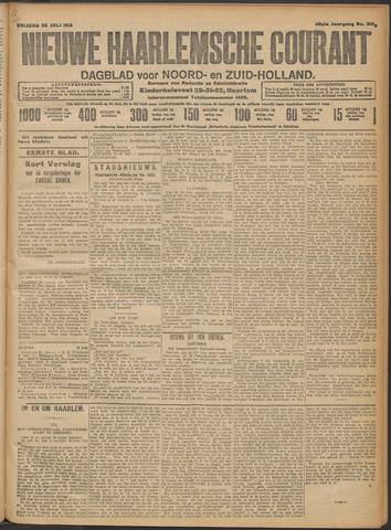 Nieuwe Haarlemsche Courant 1913-07-25