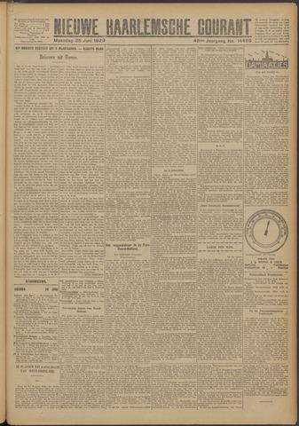 Nieuwe Haarlemsche Courant 1923-06-25