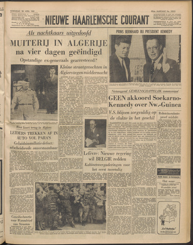 Nieuwe Haarlemsche Courant 1961-04-26