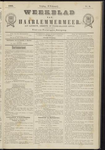 Weekblad van Haarlemmermeer 1883-02-09