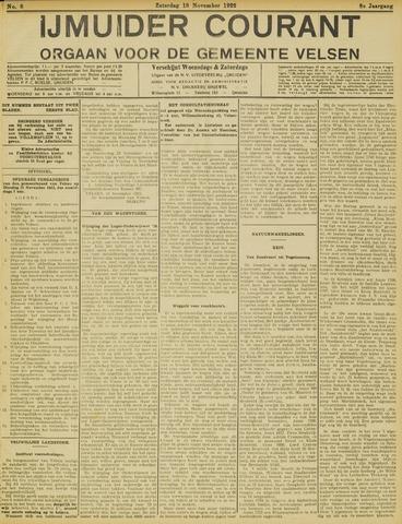 IJmuider Courant 1922-11-18