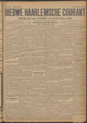 Nieuwe Haarlemsche Courant 1908-02-17