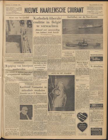 Nieuwe Haarlemsche Courant 1958-10-18