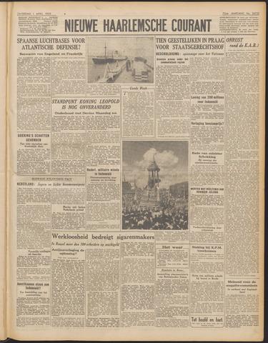 Nieuwe Haarlemsche Courant 1950-04-01
