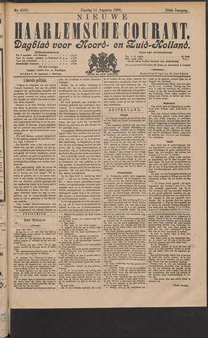 Nieuwe Haarlemsche Courant 1900-08-14