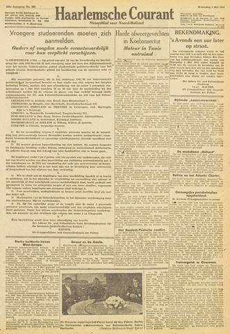 Haarlemsche Courant 1943-05-05