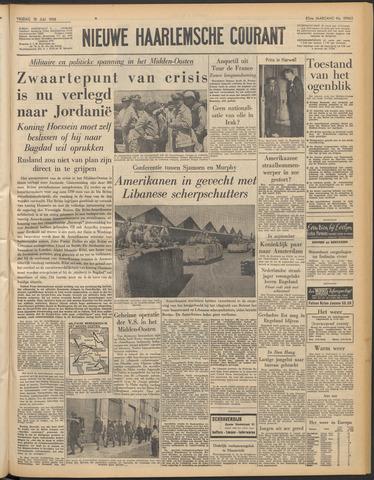 Nieuwe Haarlemsche Courant 1958-07-18