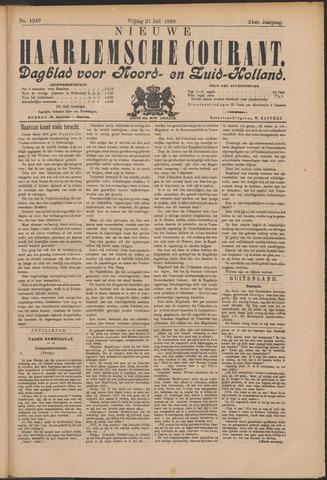 Nieuwe Haarlemsche Courant 1899-07-21