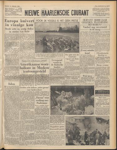 Nieuwe Haarlemsche Courant 1956-02-10