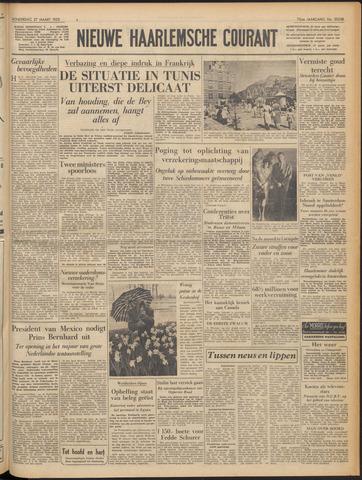 Nieuwe Haarlemsche Courant 1952-03-27