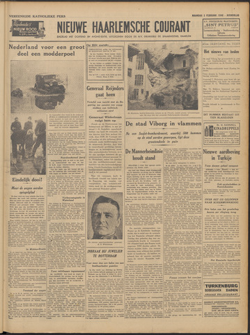 Nieuwe Haarlemsche Courant 1940-02-05