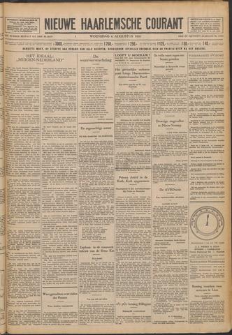 Nieuwe Haarlemsche Courant 1930-08-06