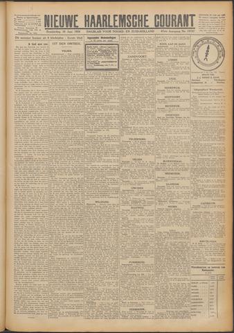 Nieuwe Haarlemsche Courant 1924-06-19