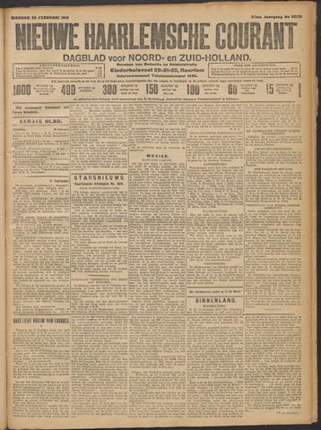 Nieuwe Haarlemsche Courant 1913-02-25