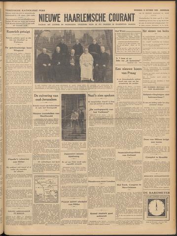 Nieuwe Haarlemsche Courant 1938-10-19