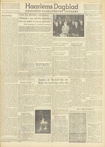 Haarlem's Dagblad 1951-04-10