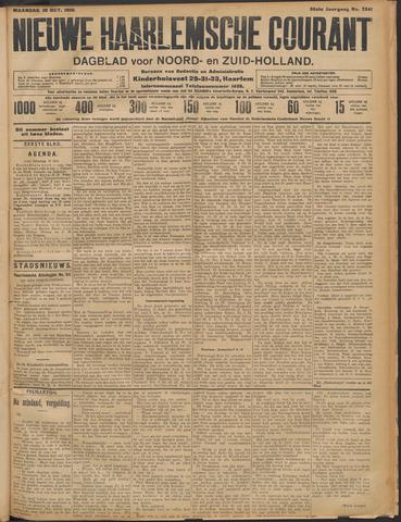 Nieuwe Haarlemsche Courant 1910-10-10