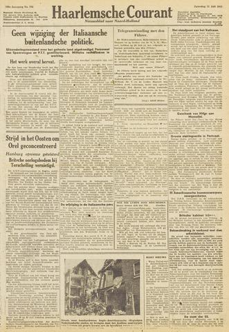 Haarlemsche Courant 1943-07-31