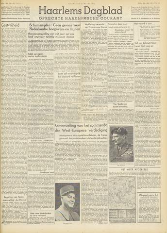 Haarlem's Dagblad 1951-03-21