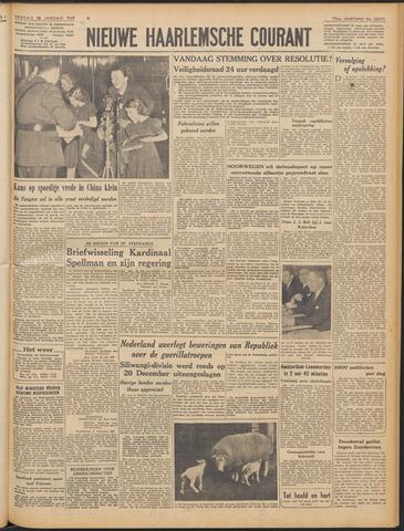 Nieuwe Haarlemsche Courant 1949-01-28